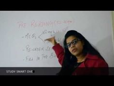PTE COACHING | READING SECTION | STUDY SMART PTE & IELTS COACHING IN DEL...