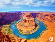 See one of the best views in the Grand Canyon at Horseshoe Bend.