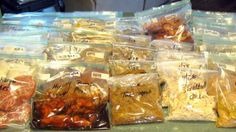 Make 46 Meals for Under $100 in 4 Hours