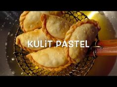 Cara Membuat Kulit Pastel - Pastel Dough - Fried Pastry II Cook Like Kayka