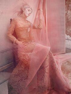 Vogue Italia March 2015 Photographer: Sølve Sundsbø Fashion Editor: Patti Wilson