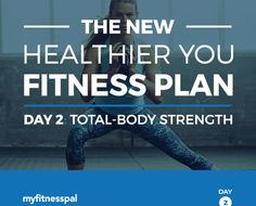 The New Healthier You Fitness Plan, Day 2: Total-Body Strength - Hello HealthyHello Healthy