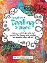 This is a WONDERFUL book filled with exercises to get your creative brain going whether you are an artist or not. She also includes several craft ideas that are super cute and wicked easy. You don't need much to create, just paper and pen. Get your doodle on!