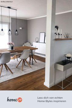 House Furniture Design, Home Furniture, House Design, Decor Home Living Room, Home And Living, Home Decor, Piece A Vivre, Living Room Inspiration, Dining Room Design