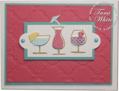 stampin up happy hour-tami white
