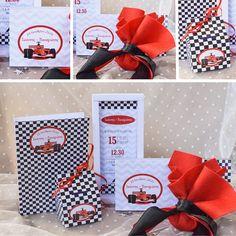 πακέτο #βάπτισης με θέμα #racing #προσκλητήριο σε κουτί, #μπομπονιέρα #κουτί #γλυκού@ 4LOVEgr we #love #celebrations #invitations - Always #happy to #work with #flowers and #decoration and give unic #style to #weddings #baptisms #christening #party #birtdays and every #event - Concept Stylist #Μάνθα_Μάντζιου & Floral Artist #Ντίνος_Μαβίδης