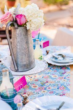 Shabby Chic Wedding  |  jill lauren photography