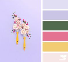 { color spring } | image via: @georgiestclair