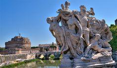 Admiring Rome