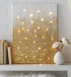 5 Brilliantly Gold DIY Projects   My Home Decor Guide