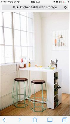 Stonemill Tall Bar Table Breakfast bars Contemporary design and