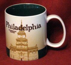 Philadelphia Starbucks Mug