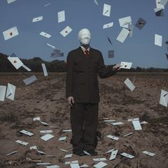 Creepy surrealist photos by Christopher McKenney