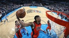 Russell Westbrook - Kevin Durant - Oklahoma City Thunder