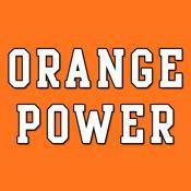 ORANGE POWER!!!