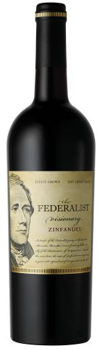I had this wine at a wine bar this weekend. I think it's the best red zin I have ever tasted.     The Federalist Zinfandel | The Federalist Wines