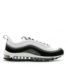 air max 97 mens - discover nike air max 97 silver bullet, black, white shoes for womens & mens with cheapest price and top style at our online shop. Now pick your pairs! Mens Nike Air, Nike Air Max, Air Max Sneakers, Sneakers Nike, Sale Uk, Air Max 97, Grey And White, Black, White Shoes