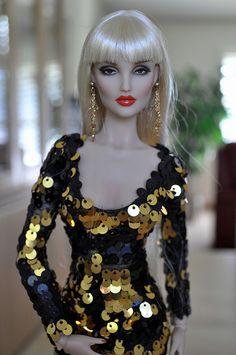 Brighton-sequins1, Female Fashion Doll