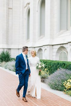 SLC temple wedding // Utah Wedding Photography // kenzievictory.com