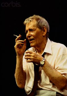 "Peter O'Toole (†) in ""Jeffrey Bernard is Unwell"" by Keith Waterhouse, Old Vic, London, August 1999"