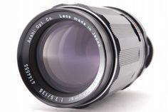 【NEAR MINT】Asahi Pentax Super-Takumar f/3.5 135mm M42 Mount Lens From Japan 28 #PENTAX