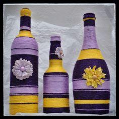 Yellow and Purple Set