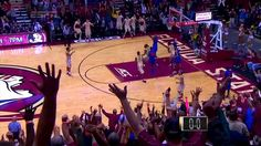 Florida loses to Florida state after tipping in Seminole buzzer beater. Florida player Jacob Kurtz tips the missed Florida State 3 pointer into his own goal ...