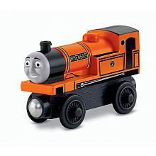 Wooden Railway Engine - Rheneas $12.99 @ Toys R Us. RYLAND