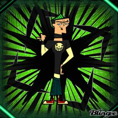 Duncan from Total Drama Island, Total Drama Action Winner, Total Drama World Tour, Total Drama All Star