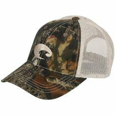 Amazon.com  Mens Costa Del Mar Mesh Hat Camo Stone One Size  2d7b54ed157
