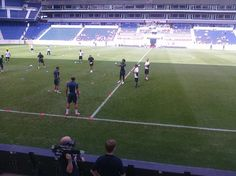 2012 Tottenham Hotspur July Review (photo credit: me)