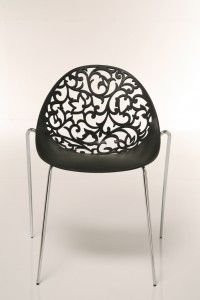 modern baroque dining chair
