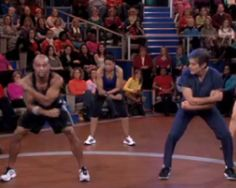 Move it to lose it: Dr. Oz and Shaun T show off the moves that can burn up to 1,500 calories per day. Yowzers! http://www.examiner.com/article/celebrity-fitness-guru-shaun-t-on-dr-oz-burn-up-to-1500-calories-a-day