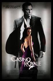 Poster Do Fllme 007 Cassino Royale 2006 Com Danielcraig Como Jamesbond Cassino Royale Filmes Vintage Filmes 007