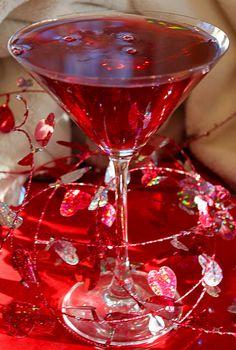 Ruby Red Poma-Tini Christmas Cheer!