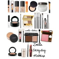Zoella Everday Makeup