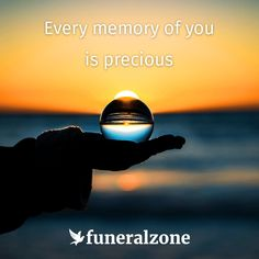 Quotes about grief & loss - Every memory of you is precious