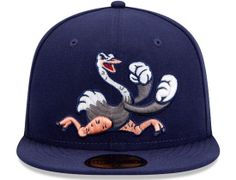 8506e5e7ace Reading Fightin Phils 59Fifty Fitted Cap by MiLB x NEW ERA Fitted Baseball  Caps