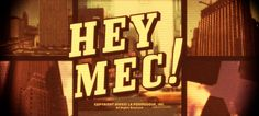 HEY MEC! – (HEY DUDE) – « Le pot de départ de Ray » – First episode in a series about super funky office life, inspired by American soap operas in the 70s dubbed like famous french voices. Hey Dude, Famous French, The Voice, Broadway, Soap, Life, Inspiration, Inspired, American