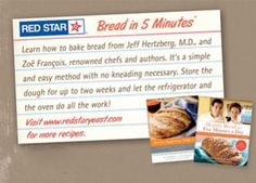 red star yeast site has baking tips for bread see if they have gluten free or wheat free recipes or tips when have more time to explore site