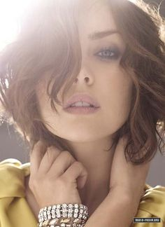 Jessica Stroup - I really like her as Erin Silver in the 1st season of 90210! :)