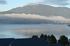 Mount Wellington from Natone Hill,Lindisfarne, Tasmania.
