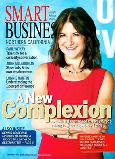 Smart Business Magazine recently featured an article with President and CEO of Rodan + Fields, Lori Bush. With retail sales trending down and online sales trending up, she is an incredible mastermind that has been leading the R+F social strategy to fast growing success in the anti-aging skincare market.  Learn how this skincare company is redefining social commerce.