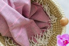 COTTON CANDY PESTEMAL Turkish Towels, Beach Towel, Hand Weaving, Blanket, Cotton Candy, Travel, Voyage, Blankets, Viajes