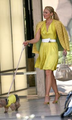 Samantha Jones for sure...not always my style but she definitely is working her style!