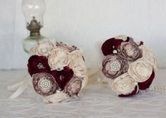 Hey, I found this really awesome Etsy listing at https://www.etsy.com/listing/231151756/vintage-inspired-brooch-wedding-bouquet