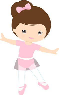 Little-Girl-Ballerina.png (1447×2347)