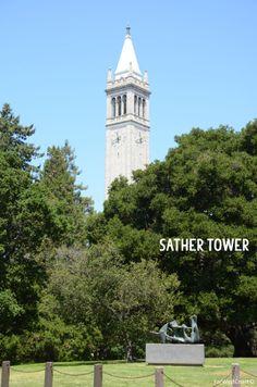 Sather Tower / The Campanile #Berkeley #California