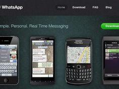 WhatsApp acha que não ameaça operadoras de telecomunicações com serviço gratuito de torpedos