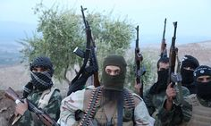 A total of 15 jihadi groups are waiting in the wings to replace ISIS in Syria a think tank backed by former prime minister Tony Blair will report tomorrow... DEC 21 2015